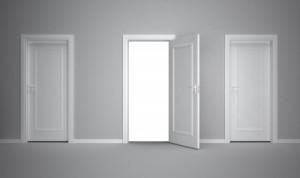 Vrata v prihodnost.